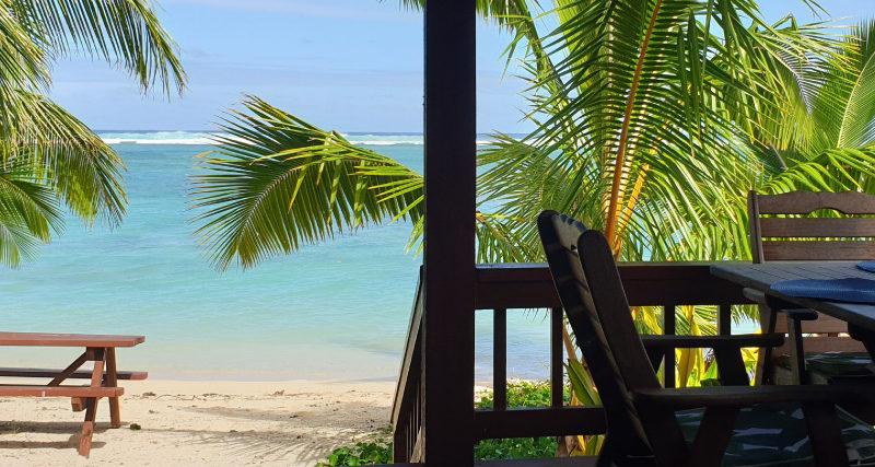Iro's Beach House Rarotonga