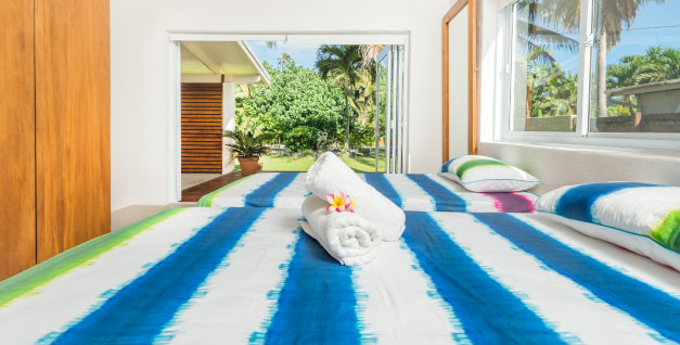 Pouara Villa rarotonga