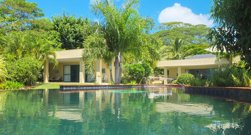 Beautiful Swimming Pool at Black Rock Villas