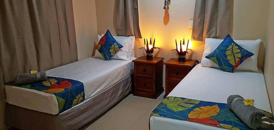 family accommodation rarotonga