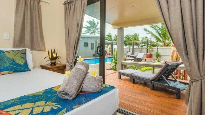 self catering accommodation rarotonga
