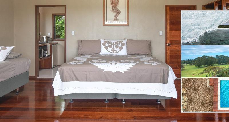 luxury villa rarotonga