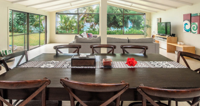 Tai Kura House Rarotonga