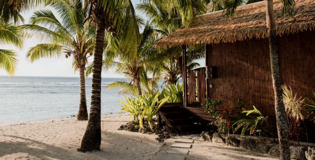 Absolute Beachfront Rarotonga