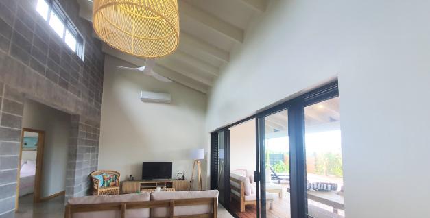 Cook Islands holiday villa
